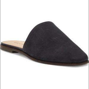 Lucky Brand Black Acasia Mule/Slide size 5.5